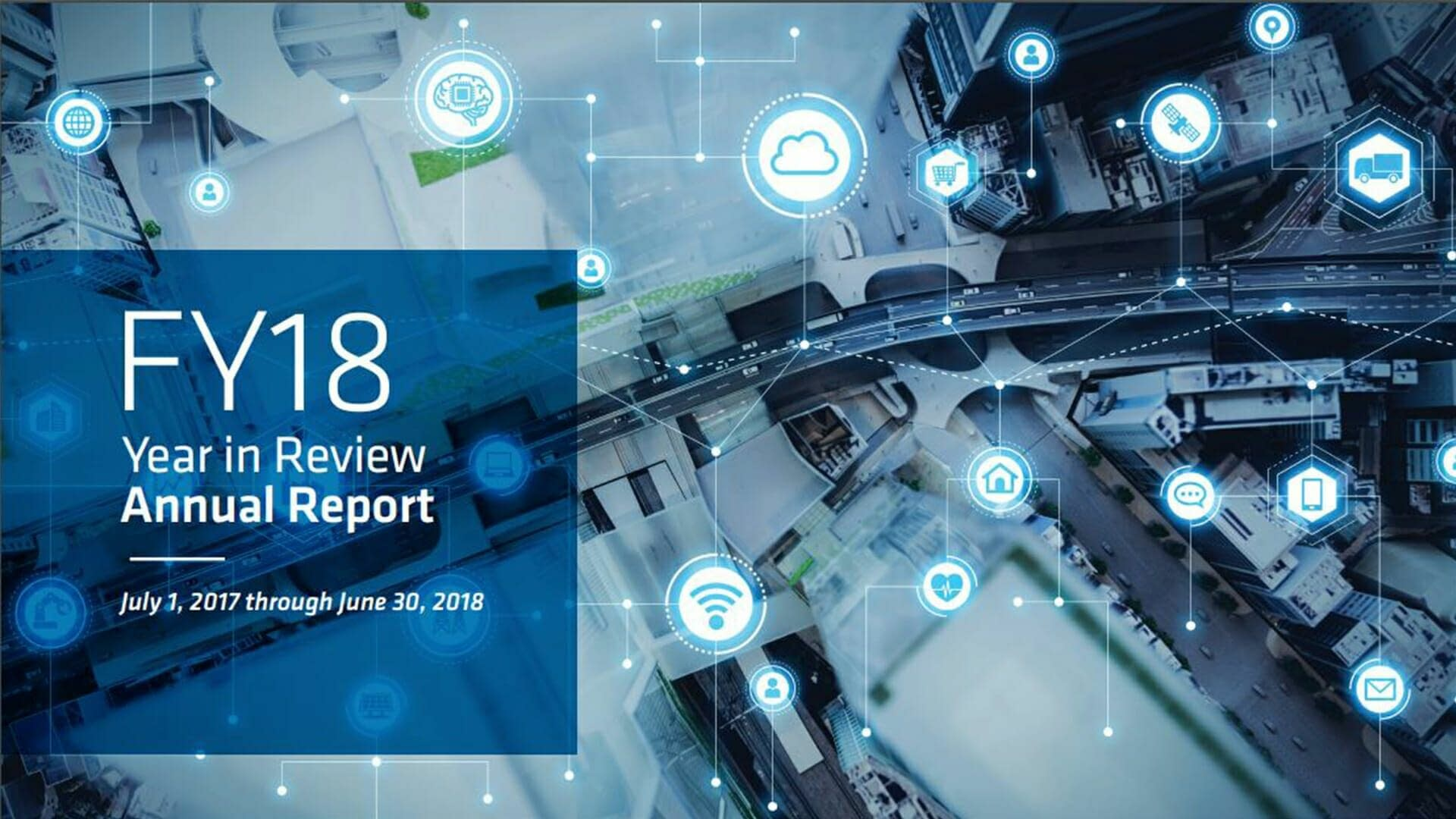 Latest IFMA annual report available